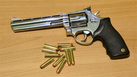 Cochrane Man Charged After 357 Revolver Stolen From His