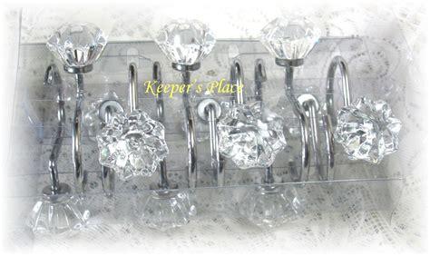 Simply Shabby Chic Rachel Ashwell Glass Knob Vintage Look