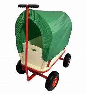 Bollerwagen Mit Dach : hh23428 bollerwagen mit dach gr n handwagen transportkarre gartenwagen b ware ebay ~ Whattoseeinmadrid.com Haus und Dekorationen