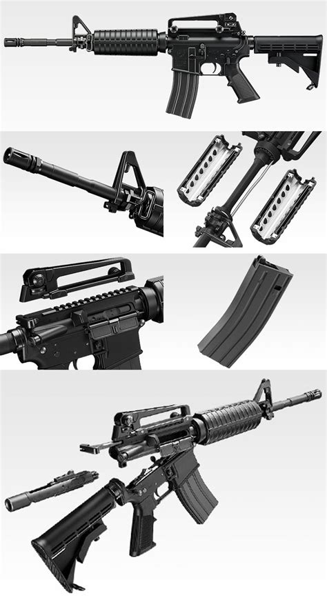 tm ma carbine gbb  september release popular airsoft    airsoft world