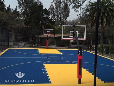 terrain de basketball en exterieur terrains de sports int 233 rieurs et ext 233 rieurs