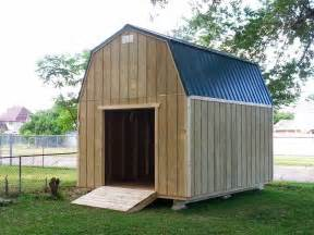 12x16 barn gambrel shed 1 shed plans stout sheds llc
