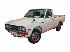 Datsun Pickup 620 Parts Manual