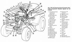 Wiring Diagram For A Tractor Pto
