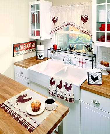 kitchen accessories ltd country rooster kitchen collection ltd commodities 2133