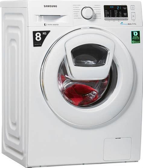 samsung waschmaschine 8 kg samsung waschmaschine ww5500 addwash ww80k5400ww eg 8 kg