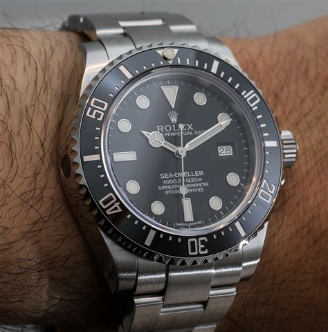 Rolex Seadweller 4000 Ref 116600 Watch 2014 Handson. Ear Rings. Outdoorsman Watches. Ww1 Watches. Lime Green Bracelet. Purple Pearls. Deer Antler Wedding Rings. College Rings. Where To Find Engagement Rings