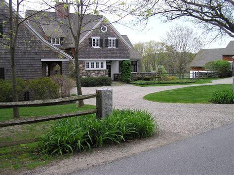 landscaping a circular driveway circular driveway landscaping exterior rustic with carport single front doors