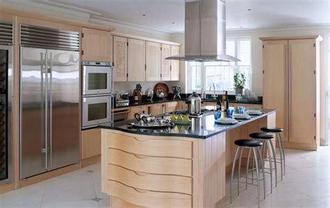 cuisine contemporaine avec ilot la cuisine avec ilot cuisine bien structurée et