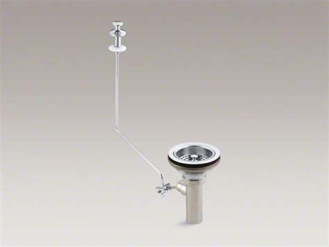 Kohler Duostrainer(r) Sink Strainer With Tailpiece And Pop