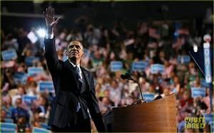 Watch President Barack Obama's Speech at Democratic ...