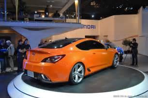 hyundai supercar concept 2007 hyundai concept gensis coupe gallery gallery