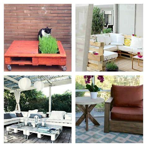 beautiful fabrication salon de jardin palette bois deco jardin excellent dcoration vgtale pour