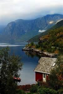 Aurlandsfjorden Norway