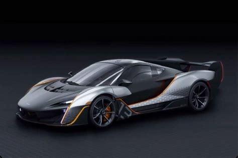 With as much power as a bugatti veyron and at half the weight. Mogelijk nieuwe McLaren   Maserati, Koenigsegg, Bugatti