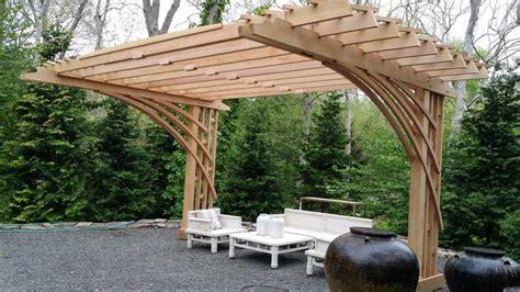 magnificent cantilever pergola  outdoor living