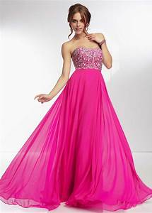 Pink Dresses >> Busy Gown