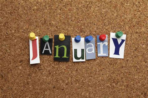 A Calendar Of Special Days To Celebrate All Year Long