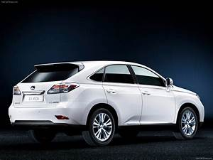 Lexus RX 450h 2010 Picture 68 Of 110