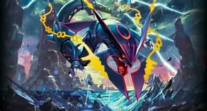 Legendary Pokémon Rayquaza Comes To Pokémon GO - Nintendo Life