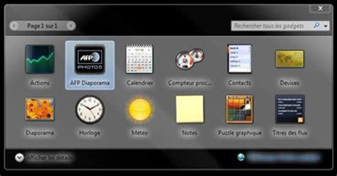 gadget de bureau windows 7 gratuit gadget de bureau gratuit 28 images veselovanina180