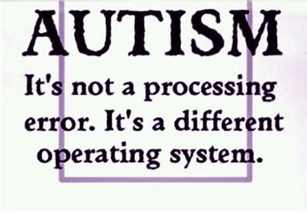 Image result for quotes about autism