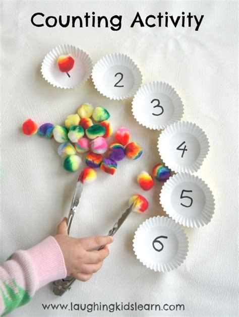 photos easy math activities for preschoolers best 586 | diy math games ideas to teach your kids in an easy and fun way pipes here is a simple counting activity for children especially preschoolers simple to set up