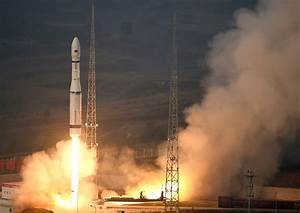 LM-6 Rocket's First Launch Brings 20 Satellites Into Space ...
