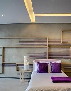 Indirekte Beleuchtung Schlafzimmer : indirekte beleuchtung dramatischen look durch farbiges licht erreichen ~ Sanjose-hotels-ca.com Haus und Dekorationen