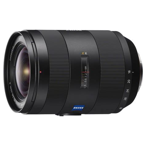 sony lens 35mm vario ssm sonnar za f2 lenses ii zeiss mm angle noire monture wide mount syx dell zoom