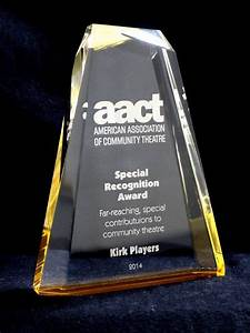 Kirk Players wins The American Association of Community ...