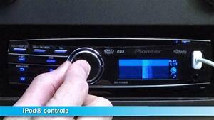 Pioneer Deh-p8300ub Cd Car Receiver Display And Controls Demo