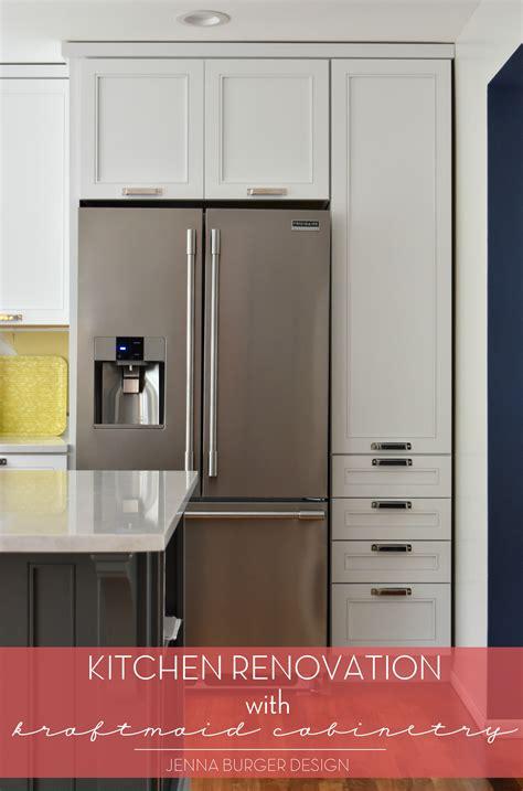 kitchen renovation  cabinets jenna burger