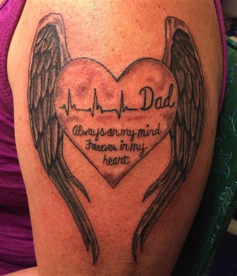 heart  wings tattoo designs ideas design trends
