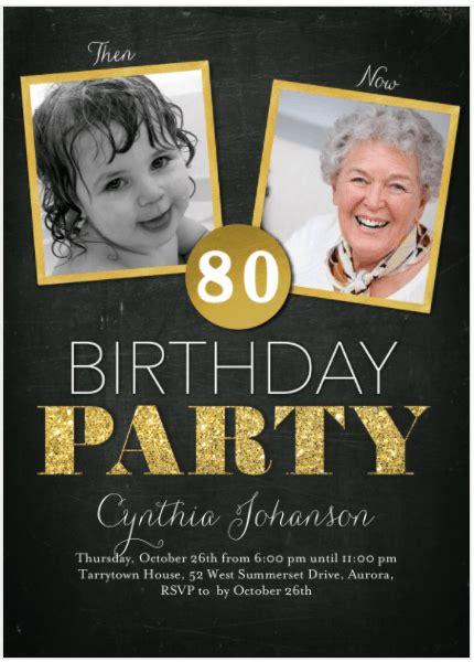birthday invitations   invites