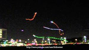 Led Light Remote Not Working Remote Controlled Led Night Kites Youtube