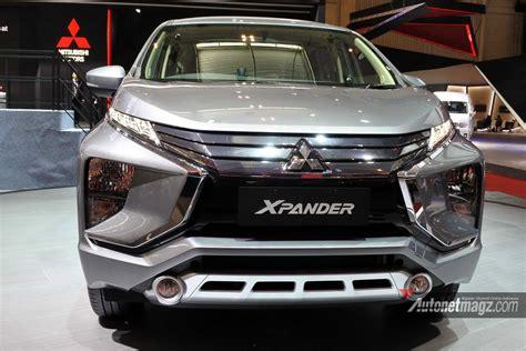 Gambar Mobil Mitsubishi Xpander by Mitsubishi Xpander Front View Autonetmagz Review