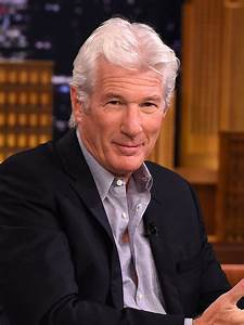 Richard Gere Photos Photos - Richard Gere Visits 'The ...