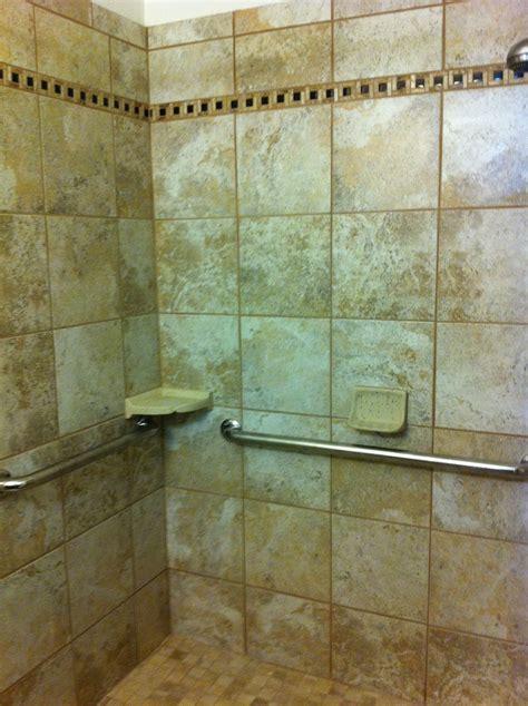 lapham construction bathroom remodel  custom shower