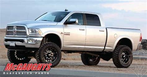 2014 Dodge 2500 Leveling Kit by Mcgaughy S Front Leveling Kit For 2014 18 Dodge Ram 2500