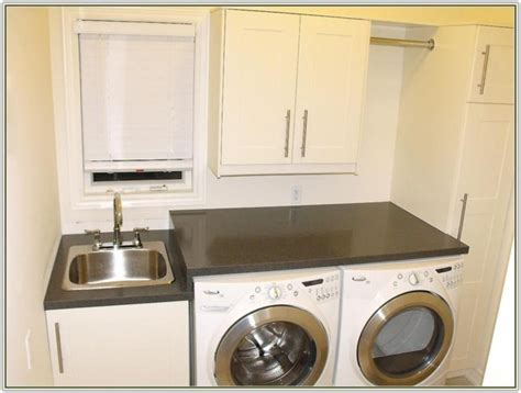 Home Depot Laundry Sink And Cabinet: Laundry Room Sink Cabinet Home Depot