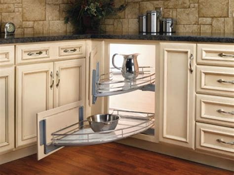 kitchen cabinet accessory options kitchen corner cabinet options for your home kitchen