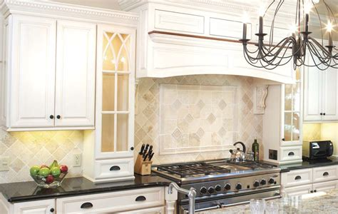 cherry wood paint sle kitchen design in dover white