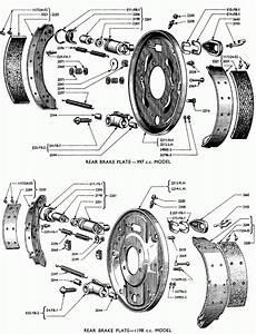 101  105e Rear Brakes
