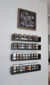Closet Storage Organization Ideas by Best 25 Kitchen Spice Racks Ideas On Pinterest Spice