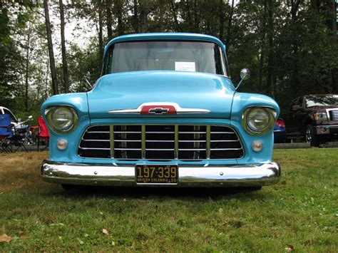 1956 Chevrolet 1300 Pickup Truck Hot Rodstreet Rod 350ho