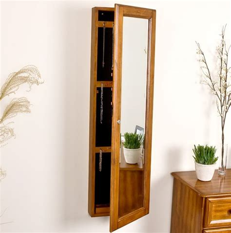 Ikea Armoire With Mirror by Jewelry Storage Mirror Ikea Home Design Ideas