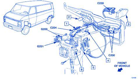 Chevrolet Electrical Circuit Wiring Diagram