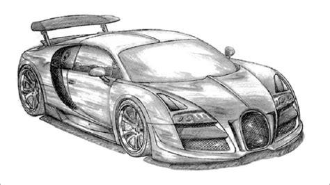 bugatti veyron super sport  fab design sketch youtube