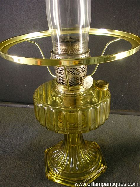 aladdin corinthian oil l oil l antiques